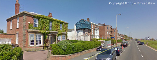 Colin Hendrys House, Lytham St Annes